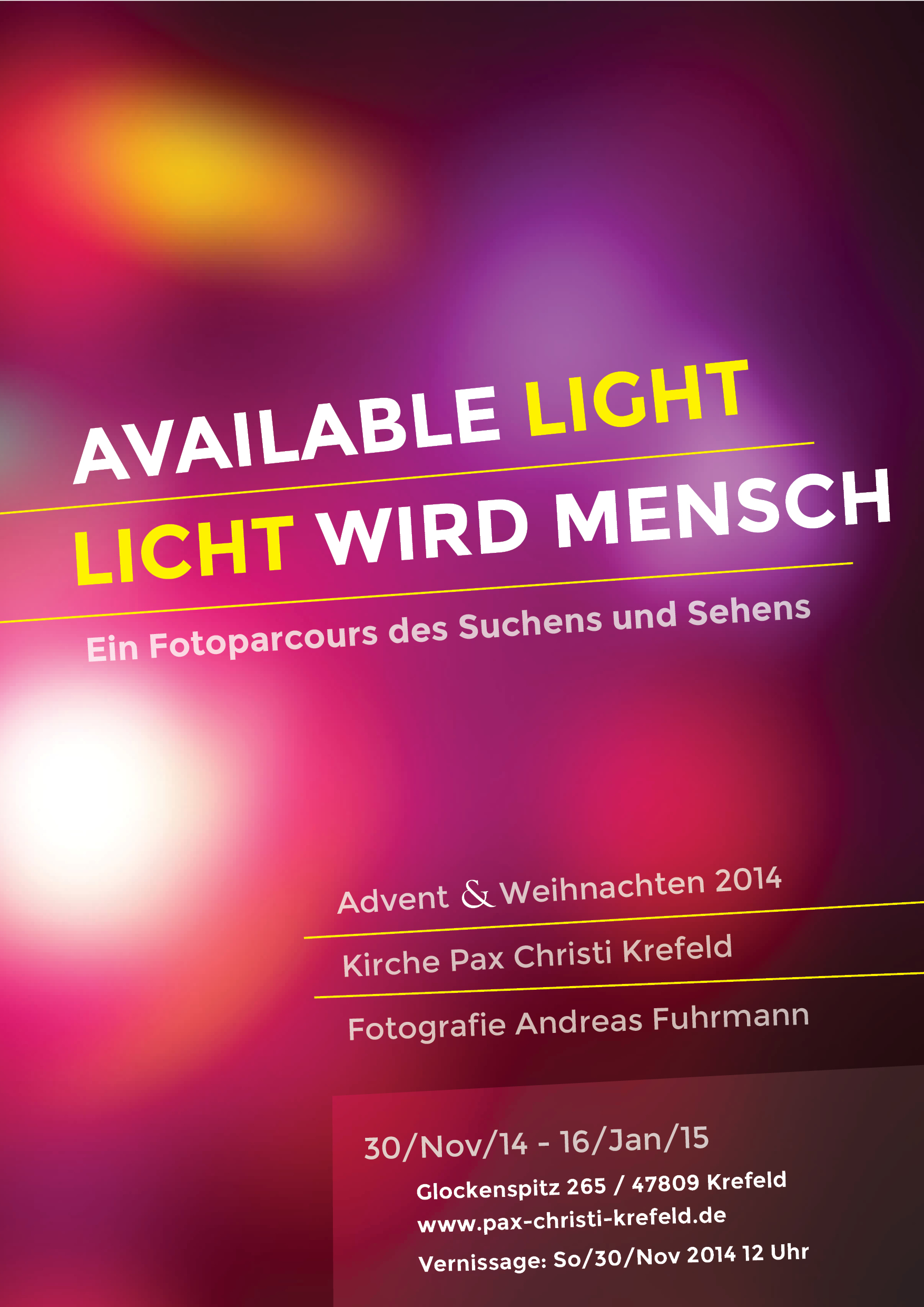 AVAILIBLE_LIGHT_Plakat