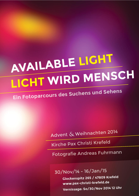 AVAILIBLE_LIGHT_Plakat